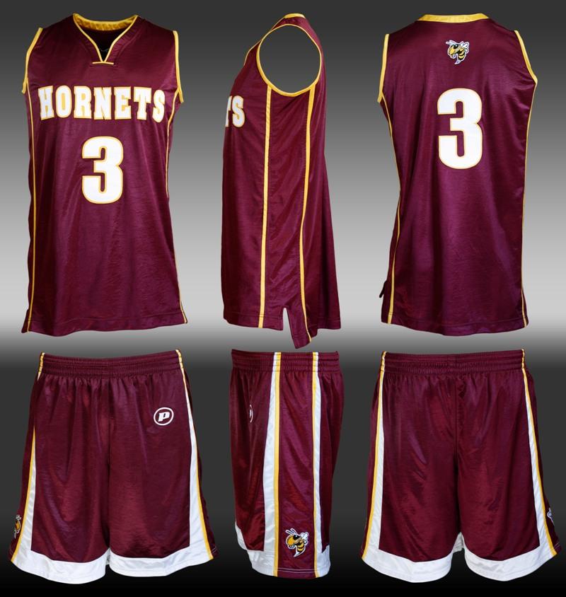 basketball jersey design maroon