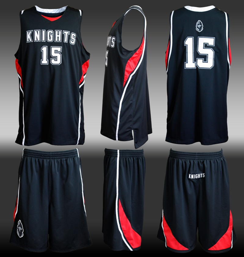 Design A Basketball Uniform 17