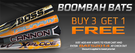 Boombah Promo Codes December Boombah Promo Codes in December are updated and verified. Today's top Boombah Promo Code: Up to 15% Off Team Orders With Minimum Spend.