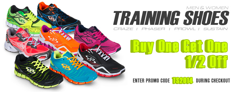 Boombah Training Shoes