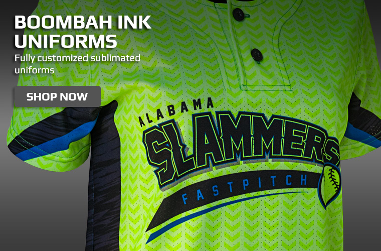 Boombah Ink Fastpitch Uniforms