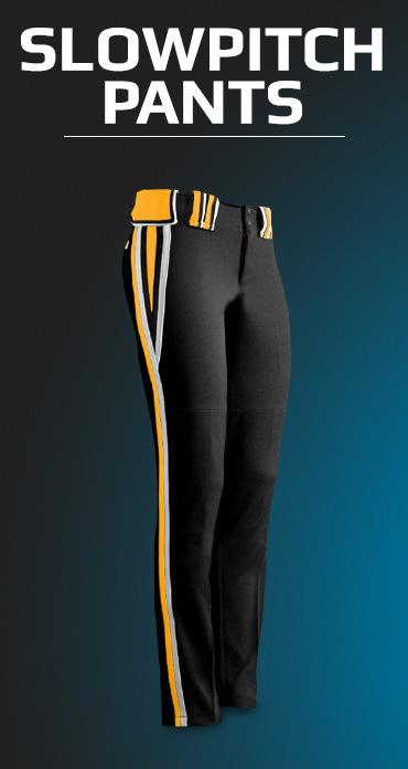 Women's Slowpitch Pants